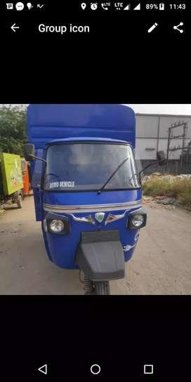Driver come delivery