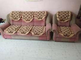 Comfortable Soffa Set (5 Seater)