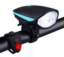 Sports light for bicycle
