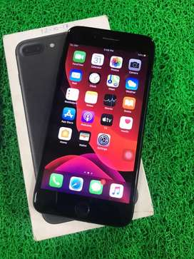 I phone 7 plus black
