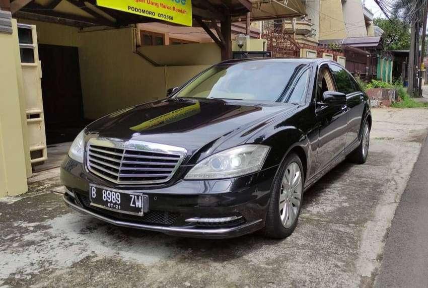 """Mercy S 350 L 2011  """" Mobil Istimewa KM 67RB """""""