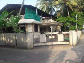 10 cent old house chalikkavattom tar road frontage original land