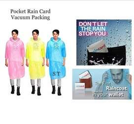 Wallet raincard