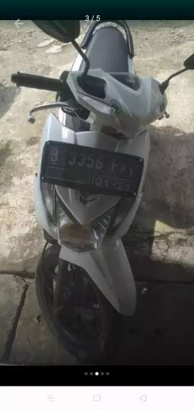 Jual motor bekas pemakaian istri karena mau pindah an
