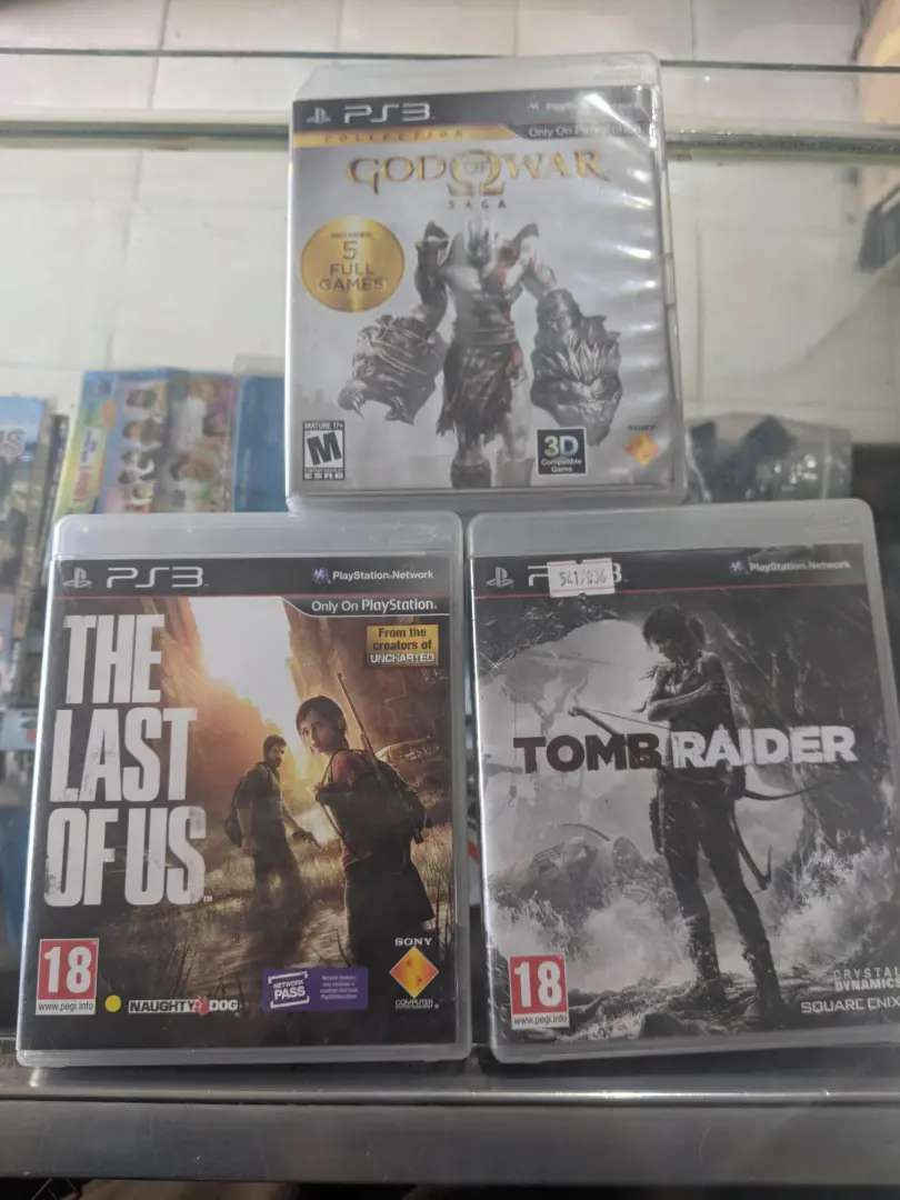 Playstation 3 games for sale 0