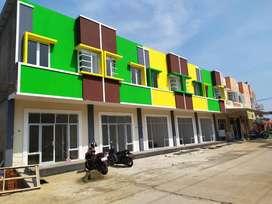 HAJAR DISKON Ruko Lok.Strategis Murah Cocok Usaha Tajur Halang Bogor