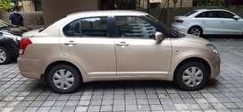 Maruti Swift D'Zire 2010 First Owner Petrol