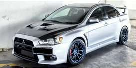Mitsubishi EVO X GSR 2008 Manual Transmission