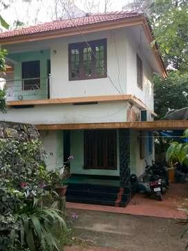 99 cent + 2200 sq ft house for sale Kizhakkambalam, Eranakulam