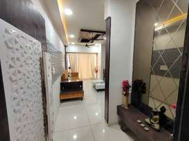 3bhk luxurious flat for sale*HARNI* Rs.60.61L*