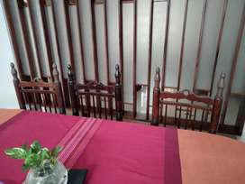 Dining Chairs 8 numbers for sale