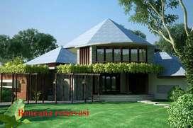 Lease hold 42 tahun Villa di daerah exclusive Bali