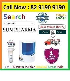 """SUN PHARMA9L Dolphin RO Water Purifier Water Filter  Click On """"Call""""."""