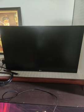 Lg full hd 1080p gaming monitor ips panel Good quality