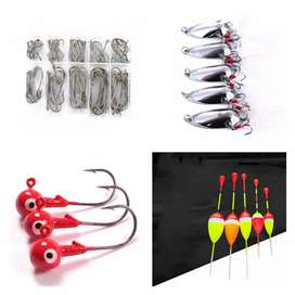 Fishing hooks brand new complete set  top quality