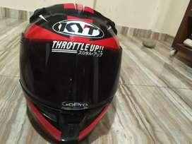 Helm Fullface KYT K2R