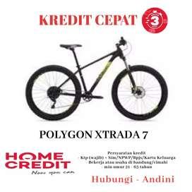 polygon Xtrada 7 kredit tanpa bunga -BandungCimahi-