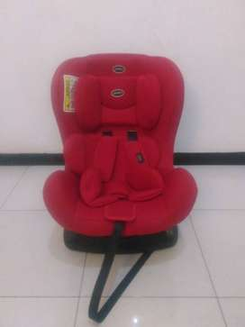 CAR SEAT PLIKO SECOND