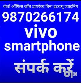 Need 25 candidate in vivo mobile company for fresher male candidate