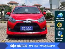 [OLX Autos] Toyota Agya 1.2 G  M/T 2020 Merah