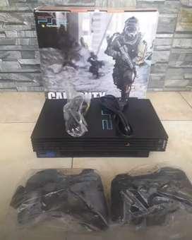 PS2 hardist NA 160gb fullset baru ada box poris cipondoh
