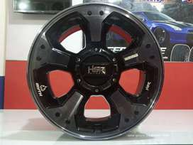 Velg Mobil HSR Tipe MYTH03 Ring18x8 (Fortuner Pajero Strada Dll)