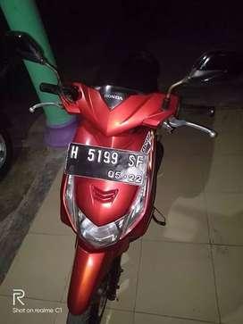 Honda beat THN 2012 pajek hidup panjang