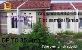 Take over rumah Green New Residence Babelan Bekasi