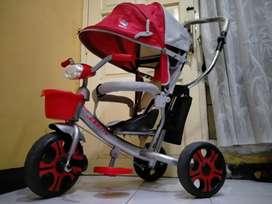 Jual Sepeda anak merk EXOTIC