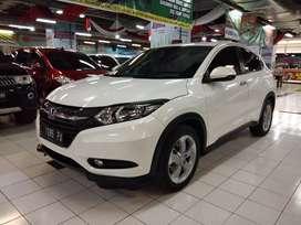 Honda HR-V HRV 1.5 E Matic 2015 Putih, KM 50 Rb , TDP 27 Juta