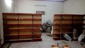 Super market shelfs