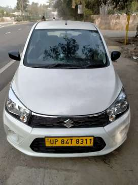 Out station booking celerio car available 9 rupaye km contact me wifi