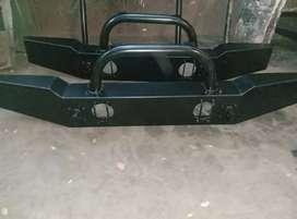 mahindra thar/gypsy bumpers