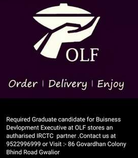 Buisness Devlopment Executive for OLF