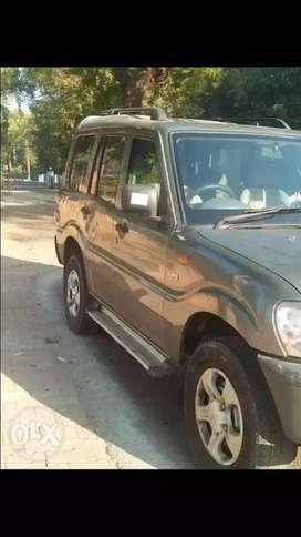 Mahindra Scorpio 2008 Diesel Well Maintained