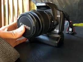 Dijual kamera canon 450d mulus