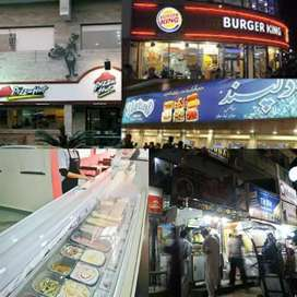 Shop Near Mehfooz Shermal fb area Commercial places availble for Rent