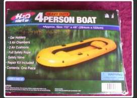 AWESOME H2O HEAVY DUTY 4-PERSON o315-277o422  BOAT