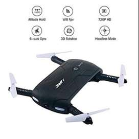 DRONE CAMERA JJRC ELFIE HD H37 AVAILABLE IN LOWEST PRICE & HIGH QUALIT