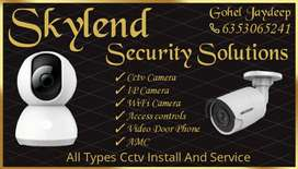 All Types of cctv camera installation sell and service