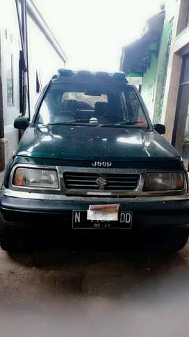 Jual jeep vitara 4x4 thn 1994