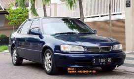 Toyota New Corolla Manual 2001