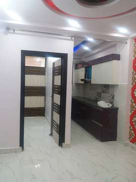 2 bhk floor ready to move ground floor semi furnished  loan facility