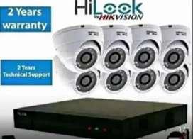 Kamera CCTV full HD bisa konek HP gratis seting dan pemasangan