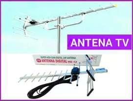 Spesialis Pasang Baru Antena TV Digital Analog