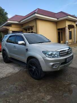 Fortuner G 2.5 diesel manual tahun 2008