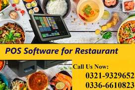POS Billing Software for Restaurant, Ice Cream, Fast Food Cafe