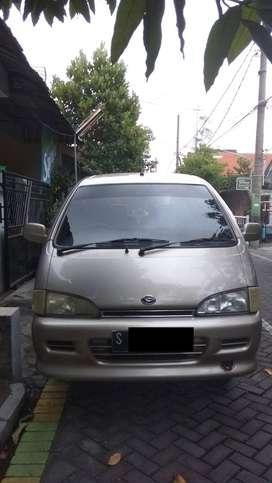 Dijual Daihatsu Espass Zebra Th 2004 Tipe ZL 1.3