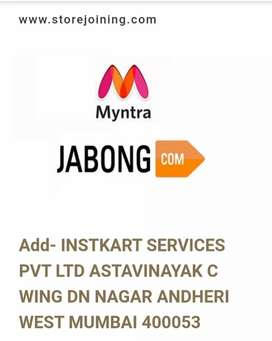Great opportunity become a myntra delivery partner 10 days slry cycle