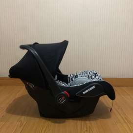 Carseat Babydoes Universal Justice League Black